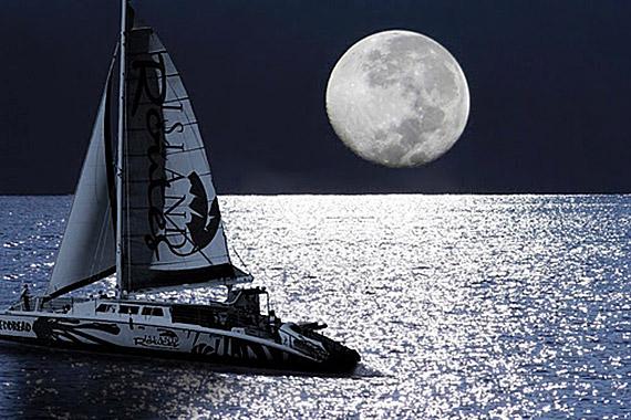 turks and caicos catamaran