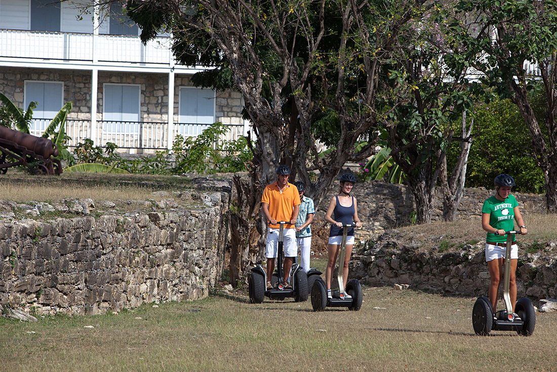 Antigua Segway