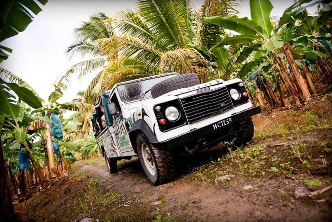 Caribbean Island Adventure Amp Sightseeing Tours In St