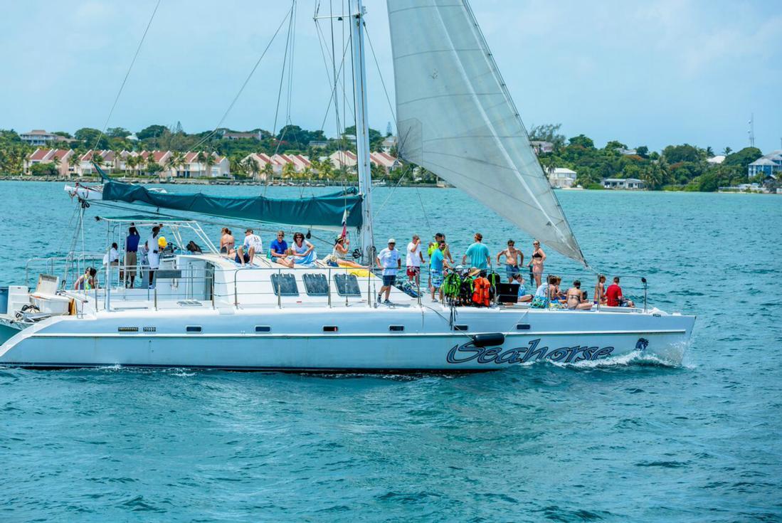 Bahamas Catamaran