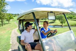 golf in St. Lucia