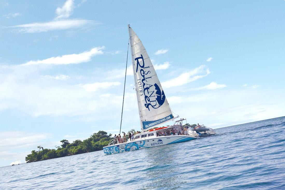 Catamaran Cruise in Negril, Jamaica
