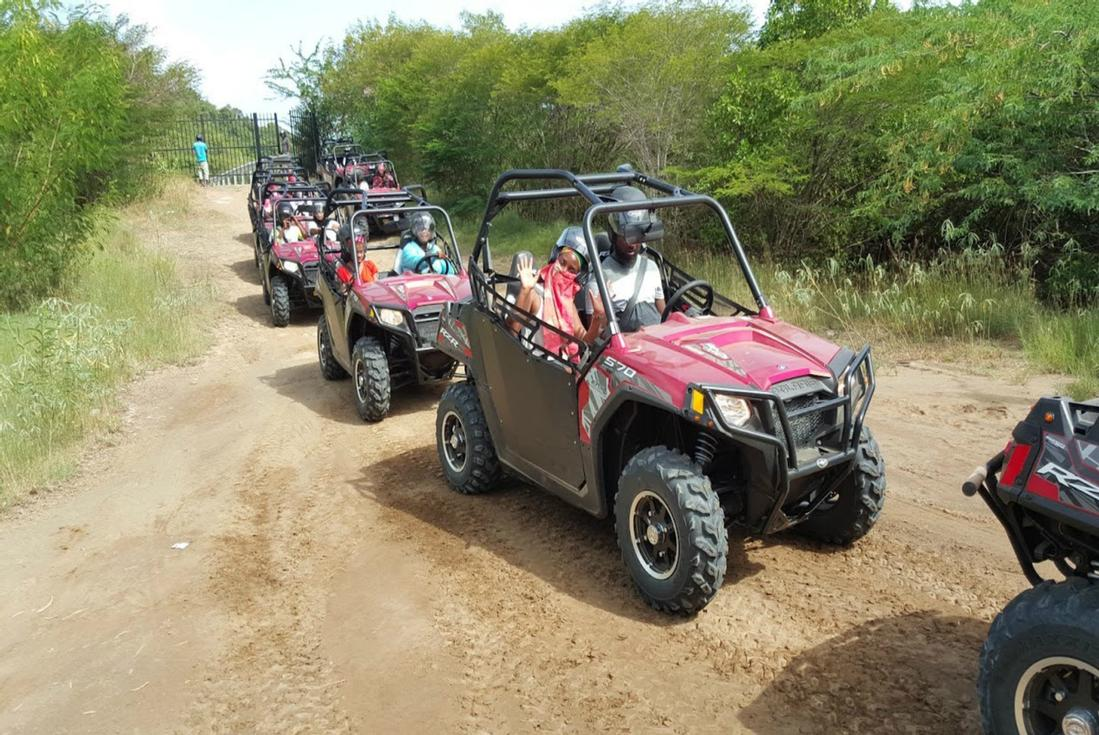 Grenada Dune Buggy Tour
