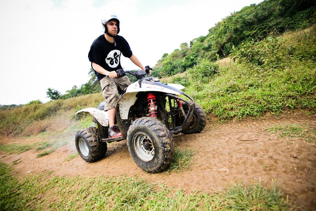 ATV Ocho Rios