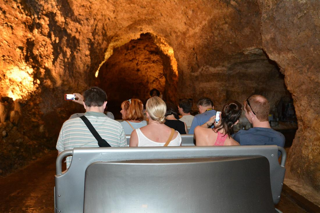 Harissons Cave Tour Barbados