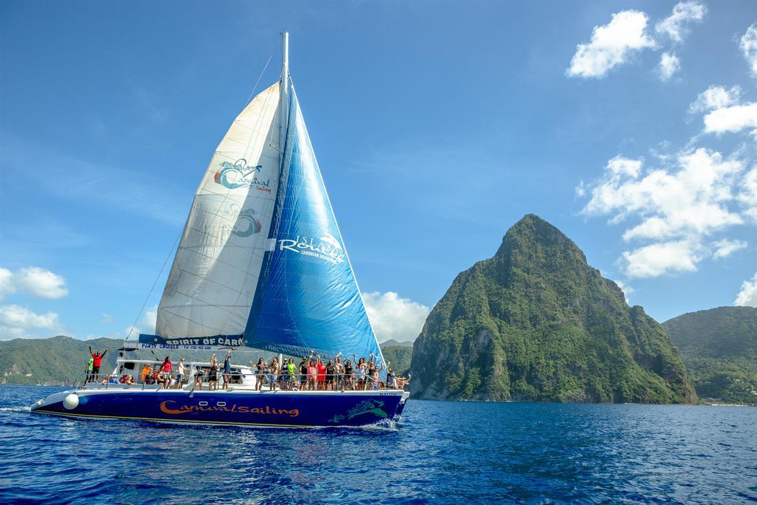 St.Lucia Catamaran Tour