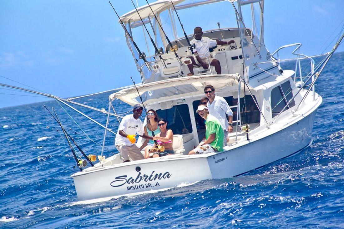 Caribbean island adventure sightseeing tours in jamaica for Deep sea fishing st augustine