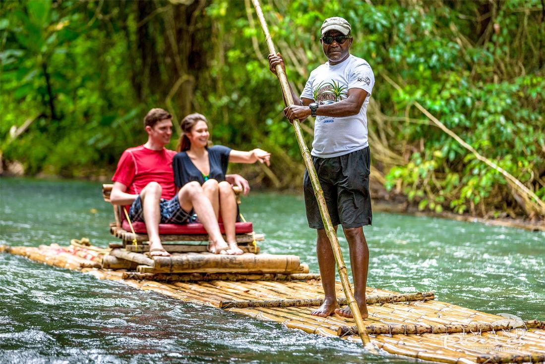 Afbeeldingsresultaat voor jamaica floating boat