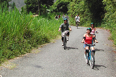 jamaica cycling tour
