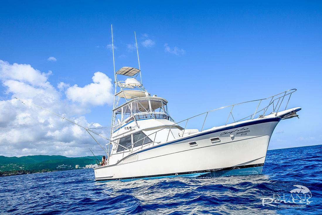 Deep sea fishing boat shoes style guru fashion glitz for Deep sea fishing jamaica