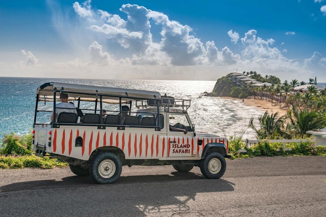 Antigua Tours and Excursions: Caribbean Adventure