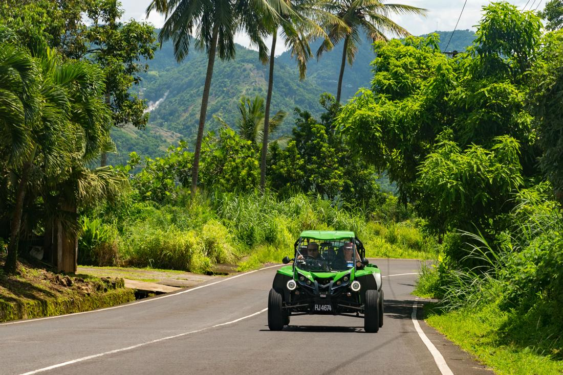 st. lucia dune buggy