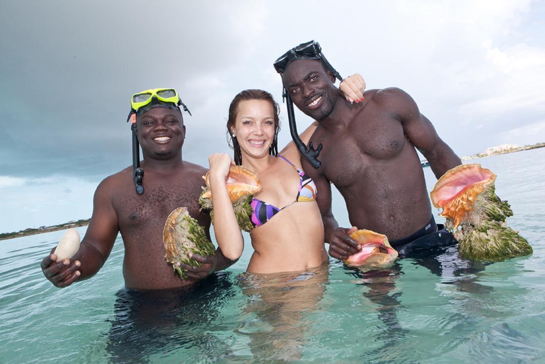 seaside scavenger hunt turks & caicos - island routes