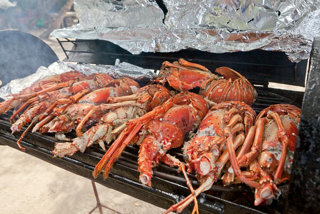 Grenada Routes Cruise Island Snorkel Catamaran Seafood W2HEID9