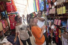 Shopping In St. Lucia