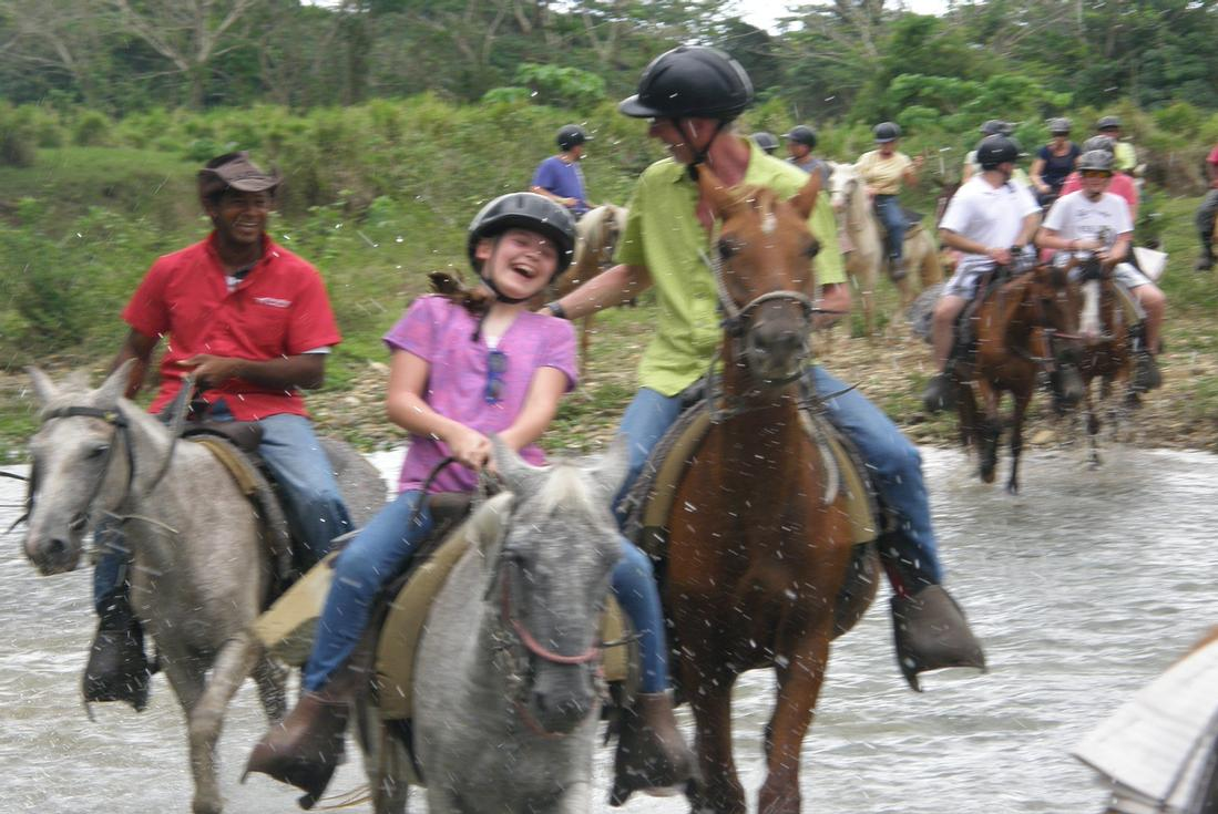 horseback riding punta cana