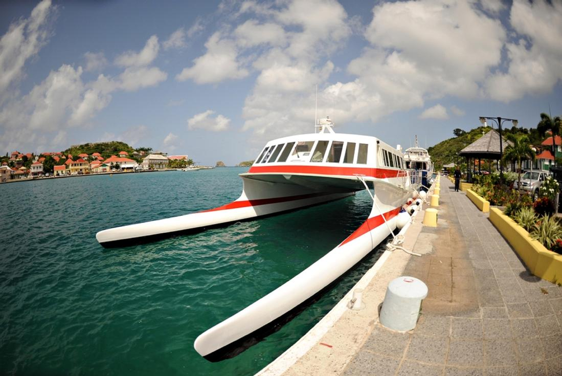 Cruise To St Barts Island Routes