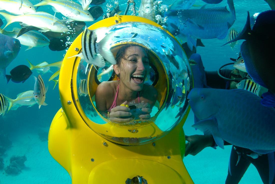 Explore The Beauty Of Caribbean: Nassau SUB Bahamas Adventure