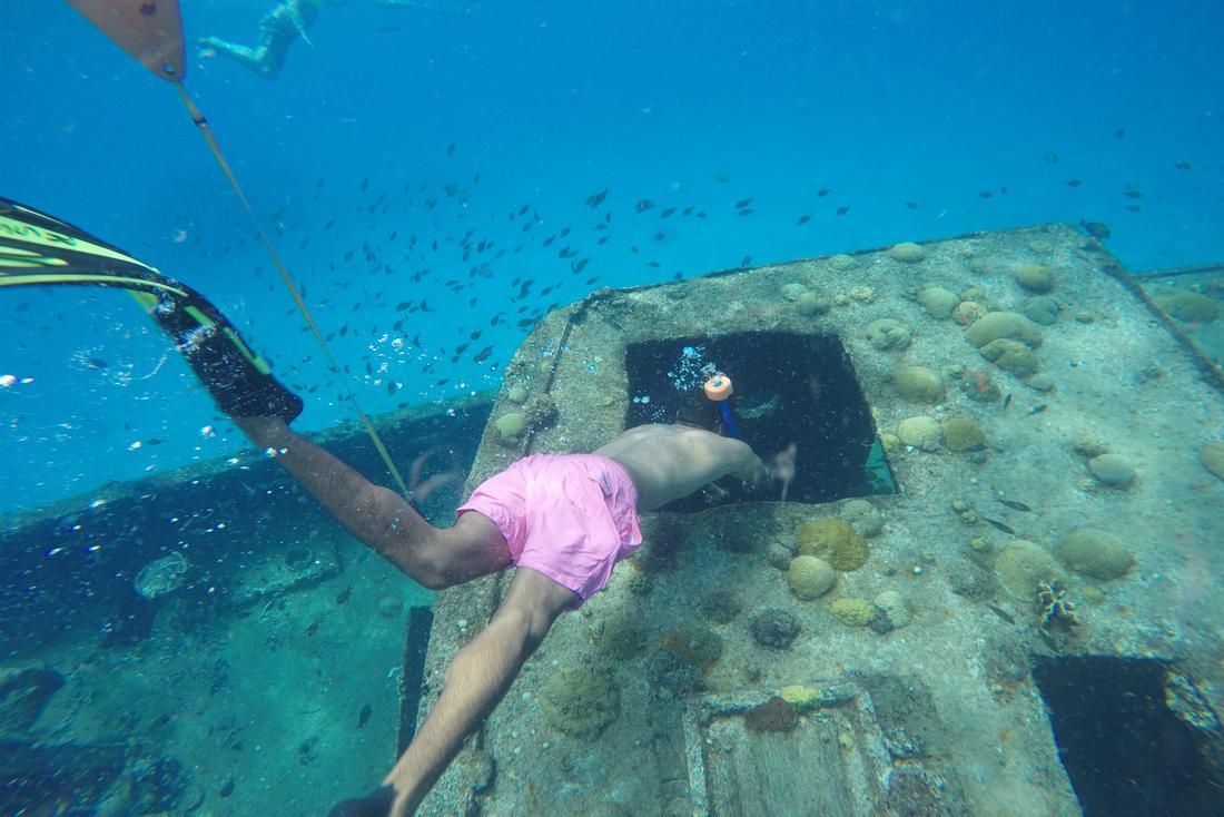 Cozumel Scuba Diving Tour