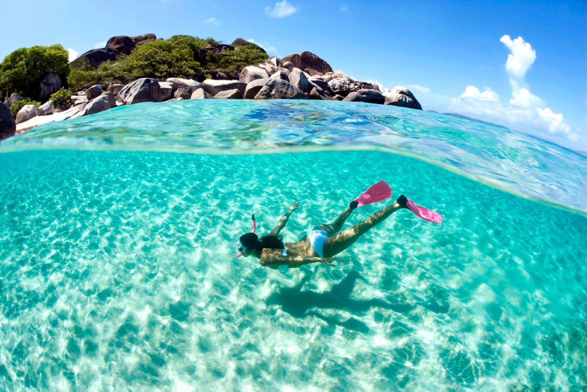 Snorkeling In Barbados Island Routes