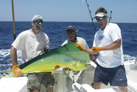 deep sea fishing punta cana