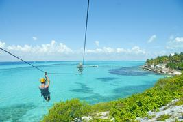 cancun zipline
