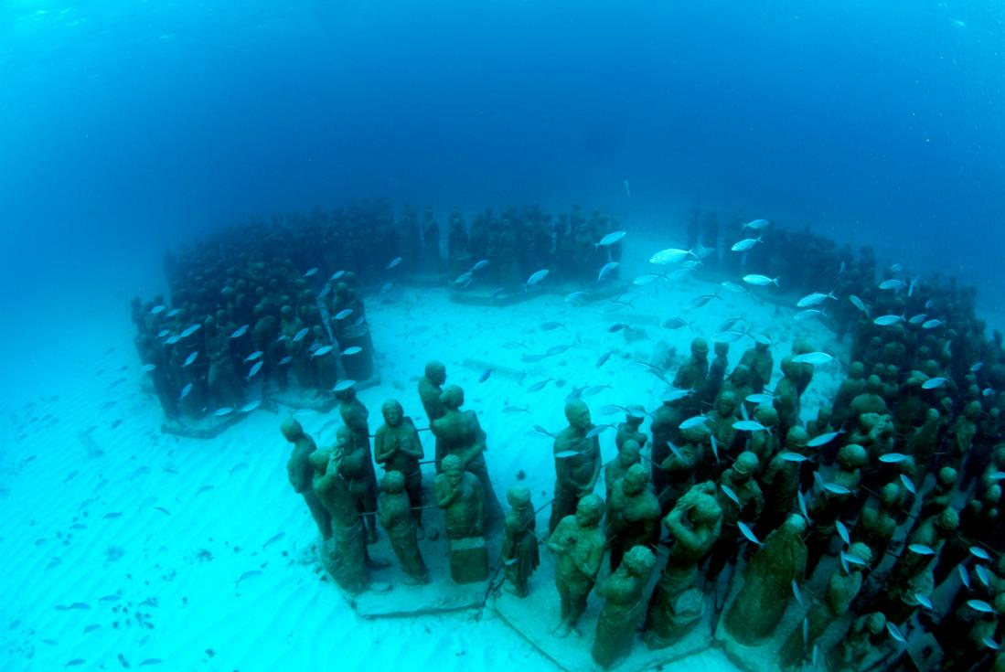 Cancun Underwater Museum Tour - Island Routes on map of cancun mexico, cancun underwater museum tours, attractions in cancun mexico, water park in cancun mexico, padi scuba diving cancun mexico, cenote cancun mexico, coco bongo cancun mexico, things to do in cancun mexico, cancun underwater museum snorkeling, museum of statues cancun mexico, the royal cancun mexico, cancun underwater museum map, the city club cancun mexico, moon palace cancun mexico, underwater river mexico, underwater statues mexico, me cancun mexico, underwater hotel mexico, ocean water temperature cancun mexico,