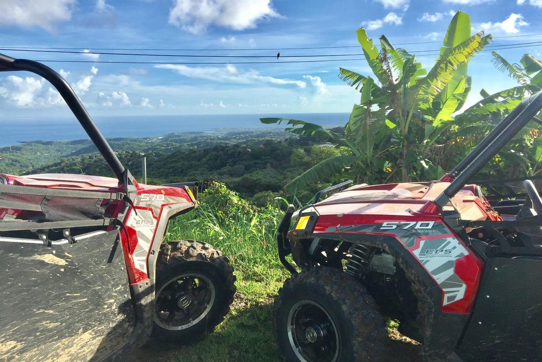Grand Vista Dune Buggy Tour Grenada - Island Routes