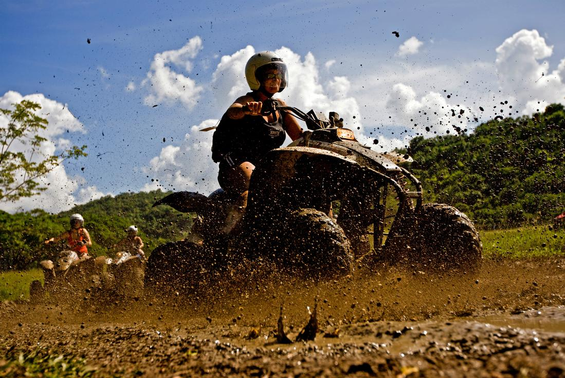 atv in jamaica